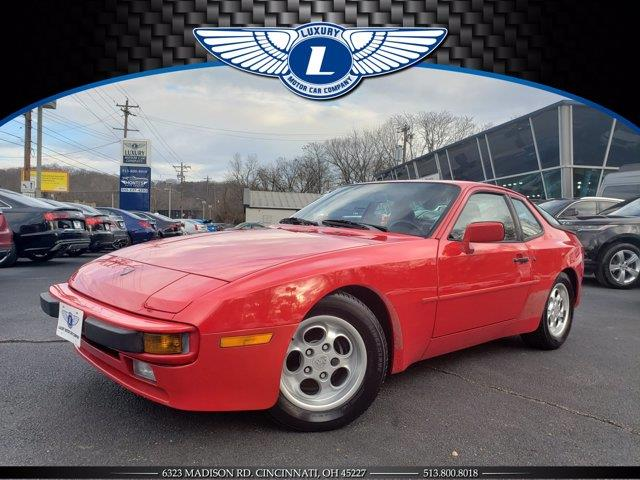 Used 1986 Porsche 944 in Cincinnati, Ohio | Luxury Motor Car Company. Cincinnati, Ohio