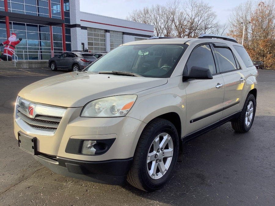 Used Saturn Outlook FWD 4dr XE 2008 | Marsh Auto Sales LLC. Ortonville, Michigan