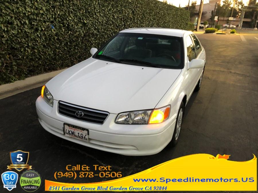 Used Toyota Camry 4dr Sdn CE Auto 2000 | Speedline Motors. Garden Grove, California
