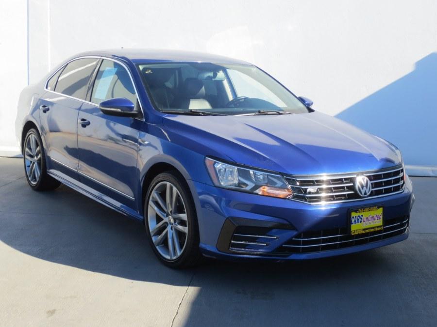 Used Volkswagen Passat R-Line w/Comfort Pkg Auto 2017 | Auto Max Of Santa Ana. Santa Ana, California