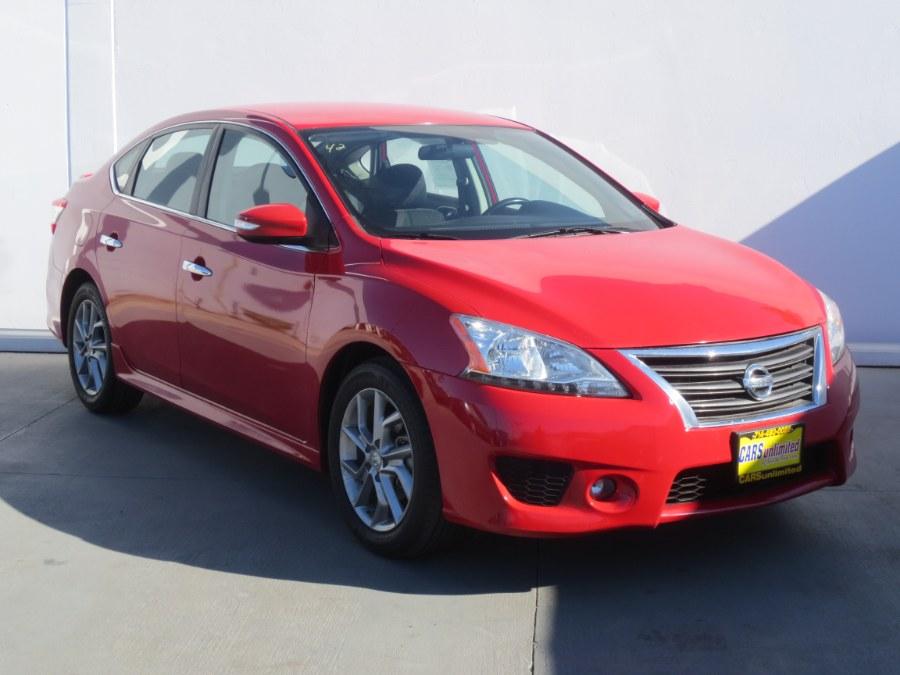 Used Nissan Sentra 4dr Sdn I4 CVT SR 2015 | Auto Max Of Santa Ana. Santa Ana, California