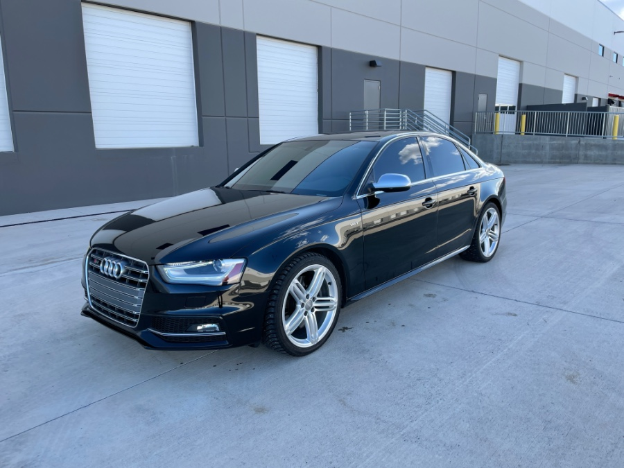 Used 2013 Audi S4 in Salt Lake City, Utah | Guchon Imports. Salt Lake City, Utah