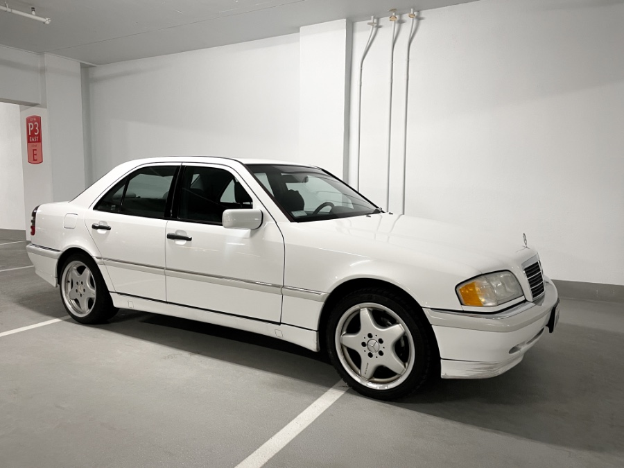 Used Mercedes-Benz C-Class 4dr Sdn 2.8L 1999 | Guchon Imports. Salt Lake City, Utah