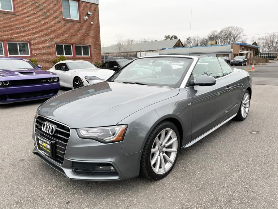 Used 2016 Audi A5 in South Windsor, Connecticut | Mike And Tony Auto Sales, Inc. South Windsor, Connecticut