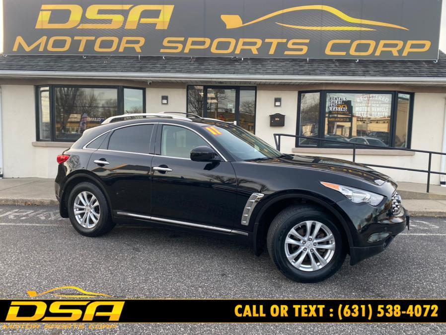 Used 2011 Infiniti FX35 in Commack, New York | DSA Motor Sports Corp. Commack, New York
