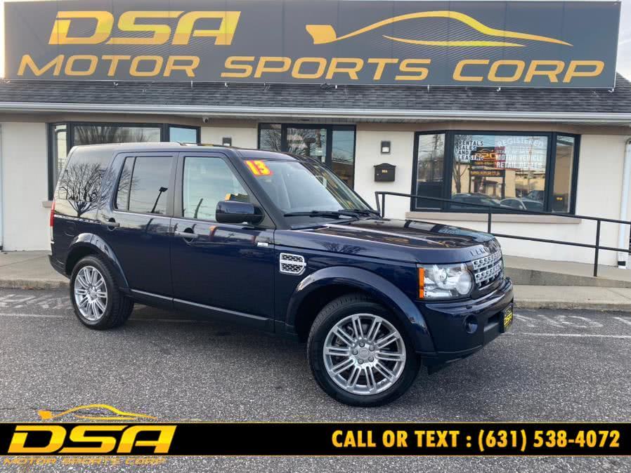 Used 2013 Land Rover LR4 in Commack, New York | DSA Motor Sports Corp. Commack, New York
