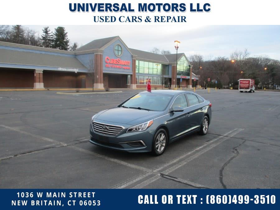 Used 2017 Hyundai Sonata in New Britain, Connecticut | Universal Motors LLC. New Britain, Connecticut