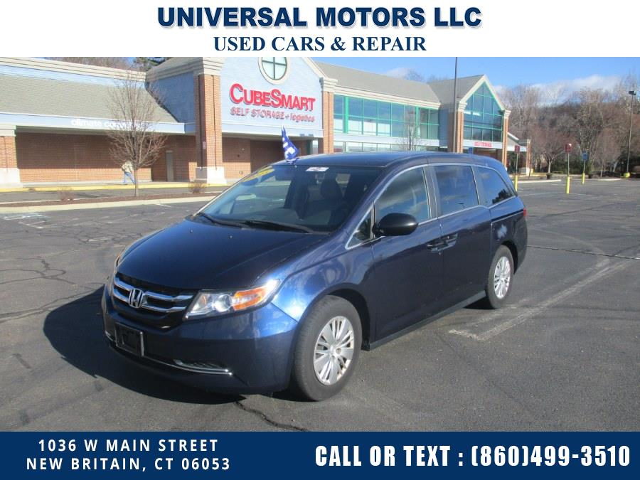 Used Honda Odyssey 5dr LX 2015 | Universal Motors LLC. New Britain, Connecticut