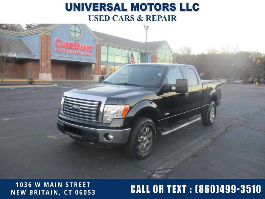 Used 2012 Ford F-150 in New Britain, Connecticut | Universal Motors LLC. New Britain, Connecticut