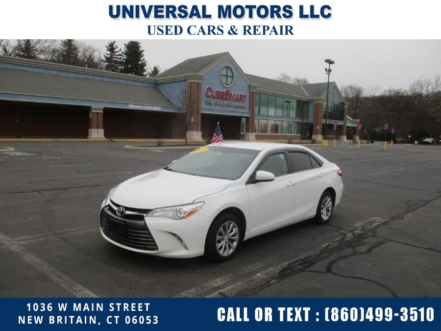 Used 2016 Toyota Camry in New Britain, Connecticut | Universal Motors LLC. New Britain, Connecticut