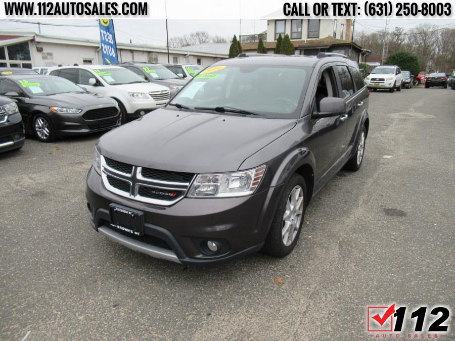 Used Dodge Journey AWD 4dr Limited 2014 | 112 Auto Sales. Patchogue, New York