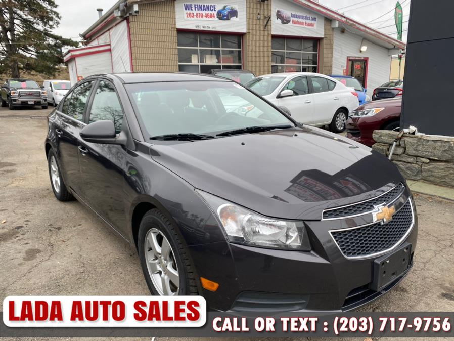 Used 2014 Chevrolet Cruze in Bridgeport, Connecticut | Lada Auto Sales. Bridgeport, Connecticut