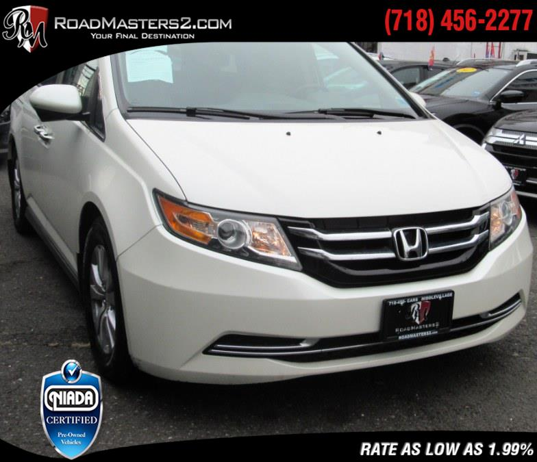 Used 2015 Honda Odyssey in Middle Village, New York | Road Masters II INC. Middle Village, New York