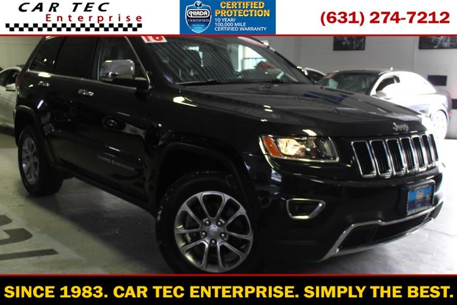 Used 2016 Jeep Grand Cherokee in Deer Park, New York   Car Tec Enterprise Leasing & Sales LLC. Deer Park, New York