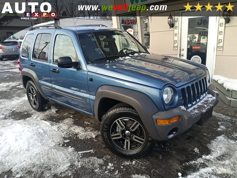 Used 2003 Jeep Liberty in Huntington, New York | Auto Expo. Huntington, New York
