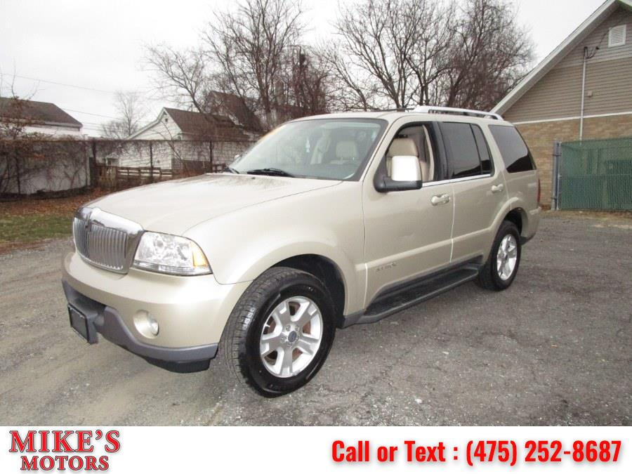 Used 2005 Lincoln Aviator in Stratford, Connecticut | Mike's Motors LLC. Stratford, Connecticut
