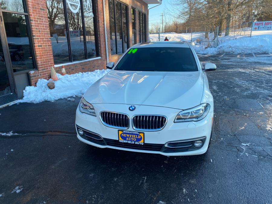 Used BMW 5 Series 4dr Sdn 535i xDrive AWD 2014 | Newfield Auto Sales. Middletown, Connecticut