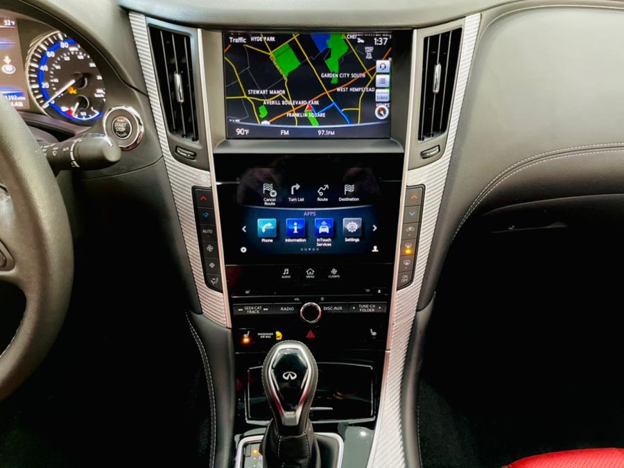 Used INFINITI Q60 RED SPORT 400 AWD 2019 | Luxury Motor Club. Franklin Square, New York