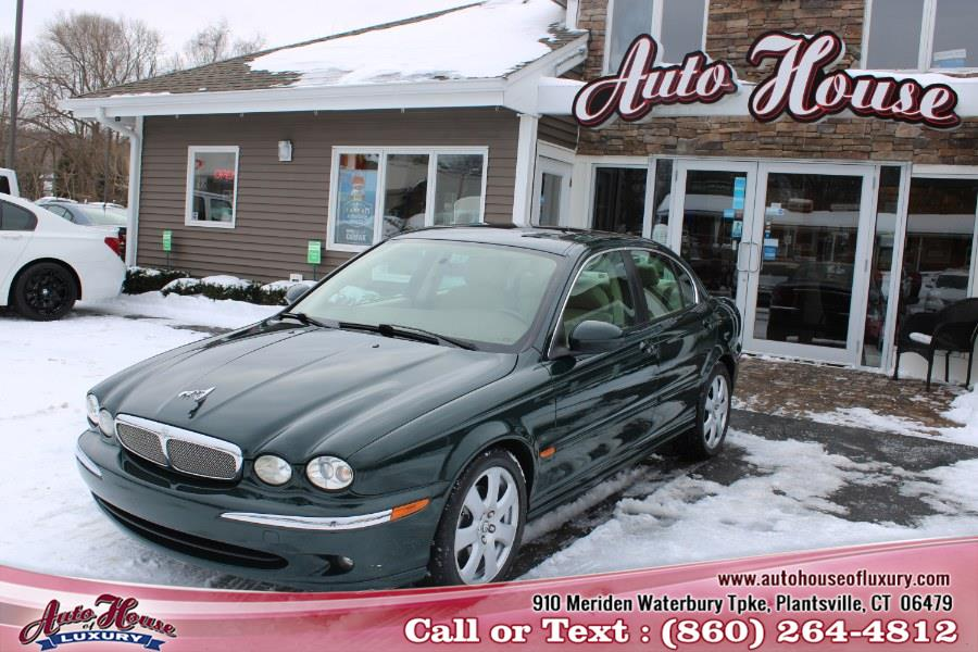 Used Jaguar X-TYPE 4dr Sdn 3.0L 2006 | Auto House of Luxury. Plantsville, Connecticut