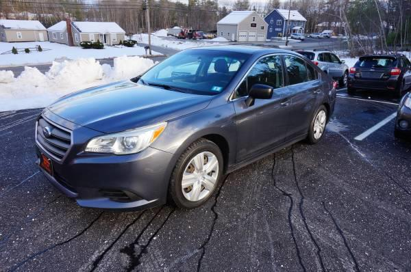 Used 2015 Subaru Legacy in Bow , New Hampshire | Extreme Machines. Bow , New Hampshire