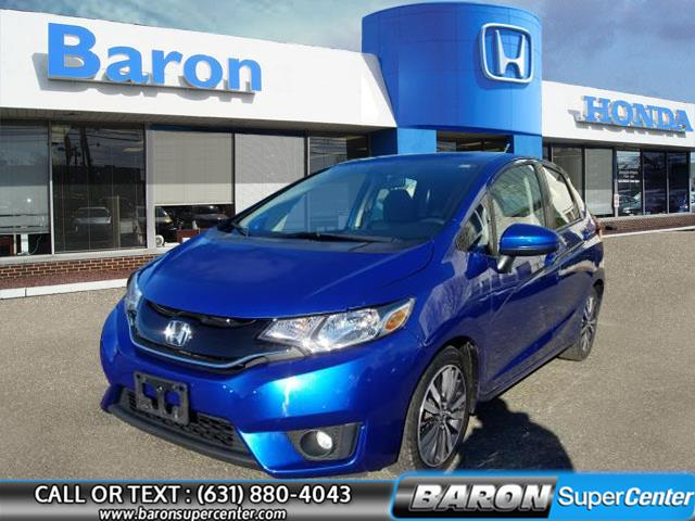 Used 2016 Honda Fit in Patchogue, New York | Baron Supercenter. Patchogue, New York