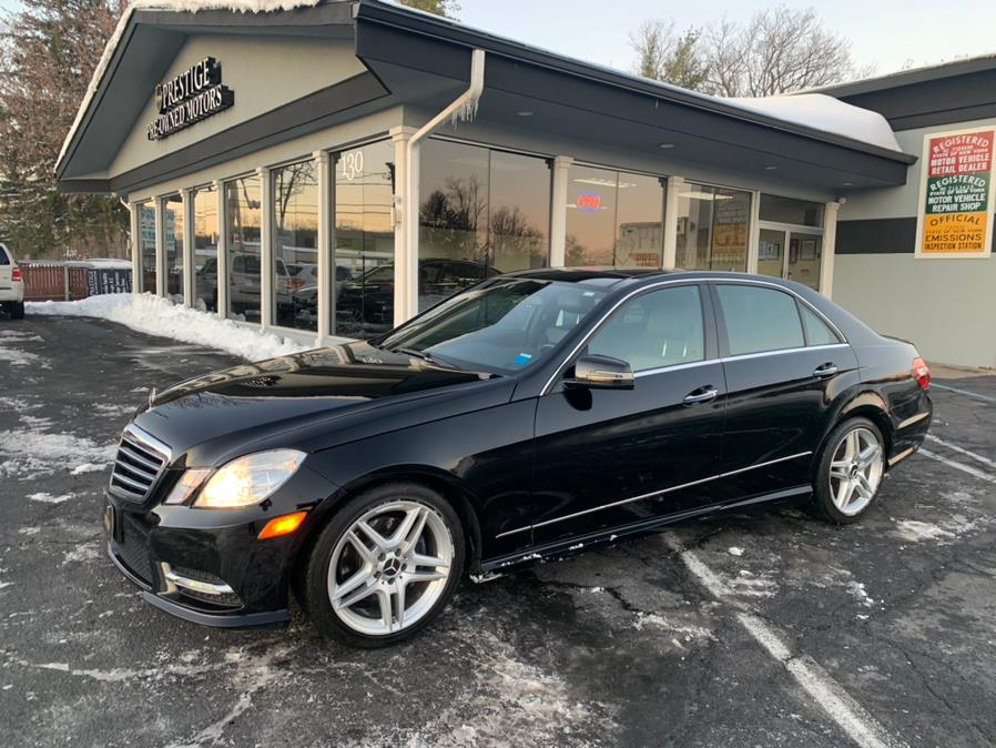Used 2013 Mercedes-Benz E-Class in New Windsor, New York | Prestige Pre-Owned Motors Inc. New Windsor, New York