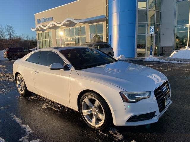 Used 2013 Audi A5 in Avon, Connecticut | Sullivan Automotive Group. Avon, Connecticut