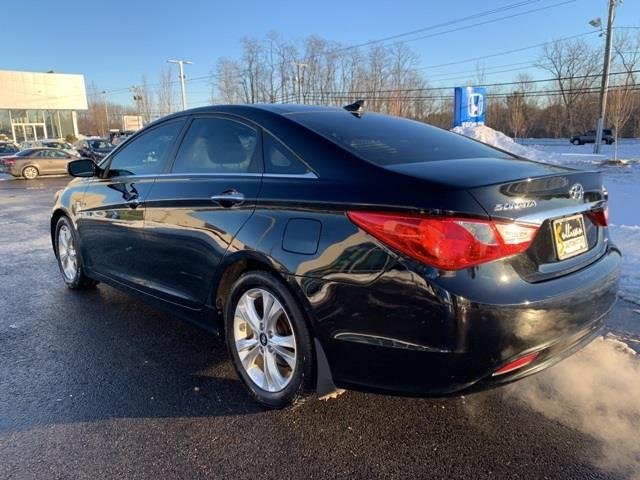 Used Hyundai Sonata Limited 2013 | Sullivan Automotive Group. Avon, Connecticut