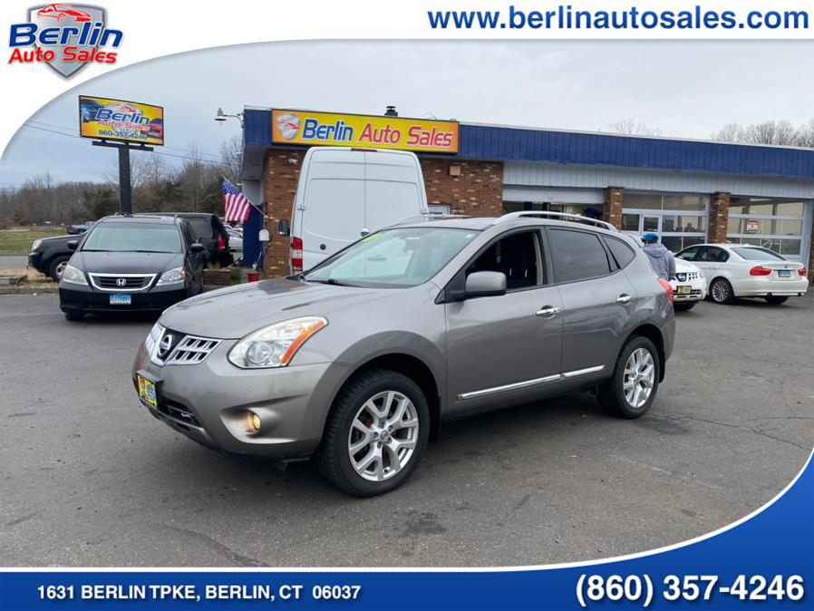 Used 2011 Nissan Rogue in Berlin, Connecticut | Berlin Auto Sales LLC. Berlin, Connecticut
