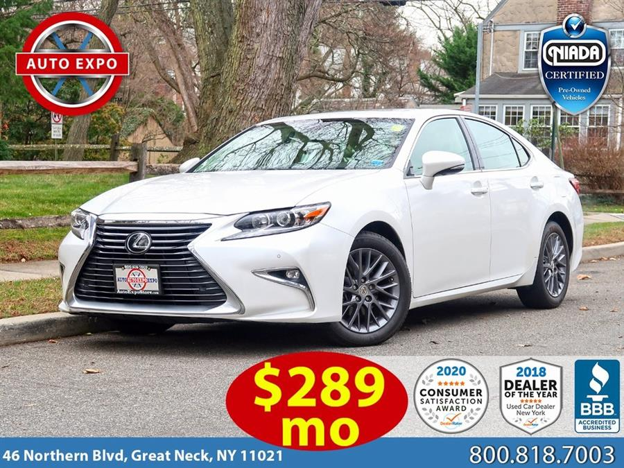 Used 2018 Lexus Es in Great Neck, New York | Auto Expo Ent Inc.. Great Neck, New York