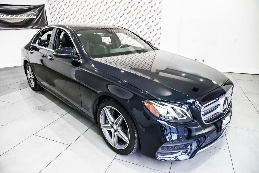 Mercedes-Benz E-Class E 300 Luxury RWD Sedan 2017