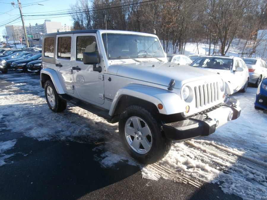 Used Jeep Wrangler Unlimited 4WD 4dr Sahara 2010   Jim Juliani Motors. Waterbury, Connecticut