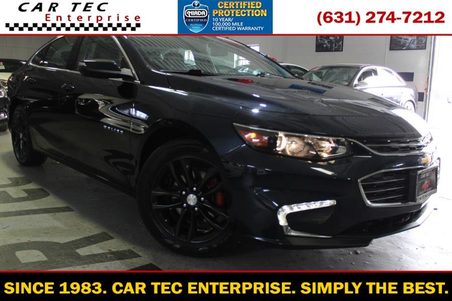 Used 2016 Chevrolet Malibu in Deer Park, New York | Car Tec Enterprise Leasing & Sales LLC. Deer Park, New York