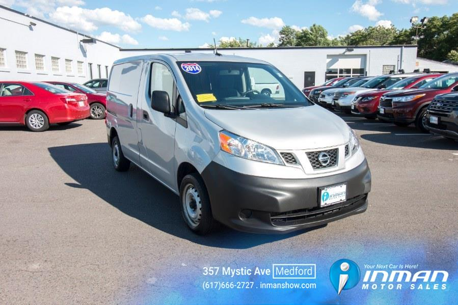 Used 2014 Nissan NV200 in Medford, Massachusetts | Inman Motors Sales. Medford, Massachusetts