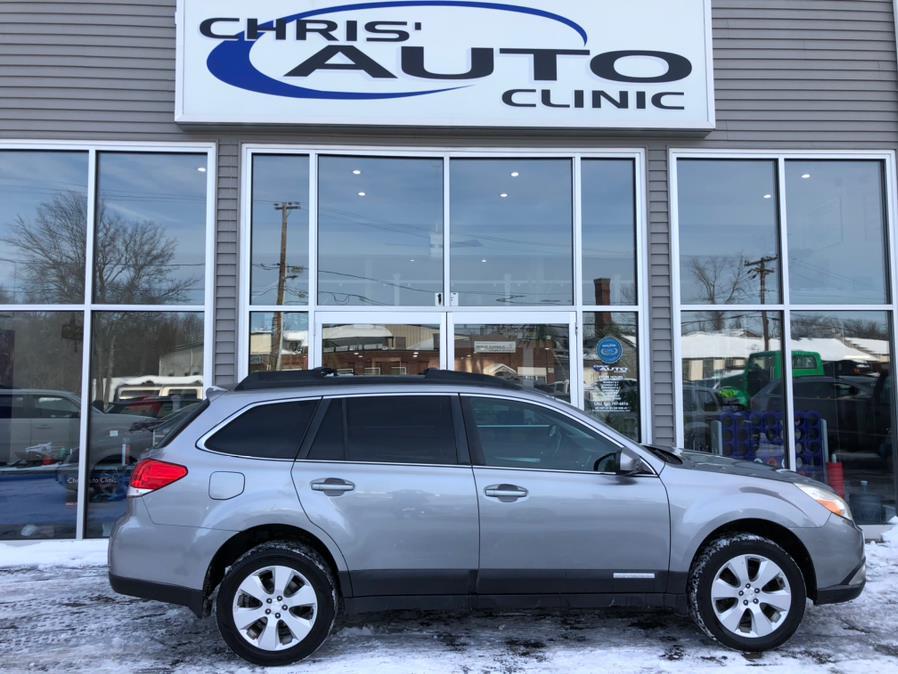 Used Subaru Outback 4dr Wgn H4 Man 2.5i Prem All-Weather 2010 | Chris's Auto Clinic. Plainville, Connecticut