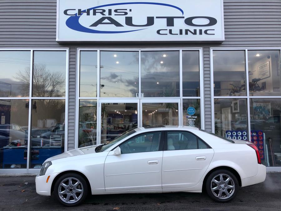 Used 2003 Cadillac CTS in Plainville, Connecticut | Chris's Auto Clinic. Plainville, Connecticut