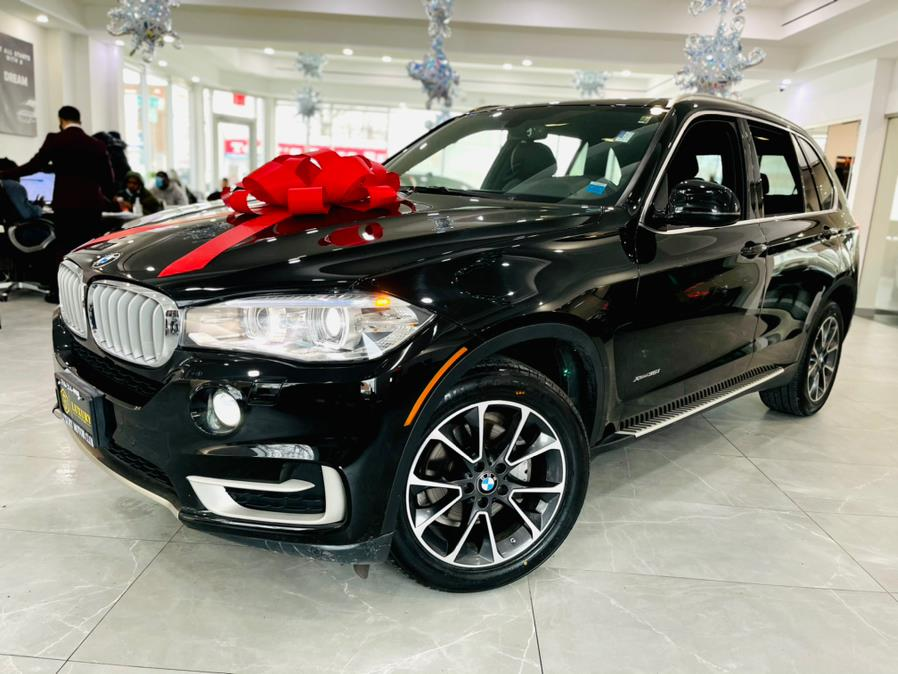 Used BMW X5 xDrive35i Sports Activity Vehicle 2017 | Luxury Motor Club. Franklin Square, New York