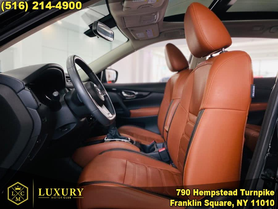 Used 2017 Nissan Rogue in Franklin Square, New York | Luxury Motor Club. Franklin Square, New York