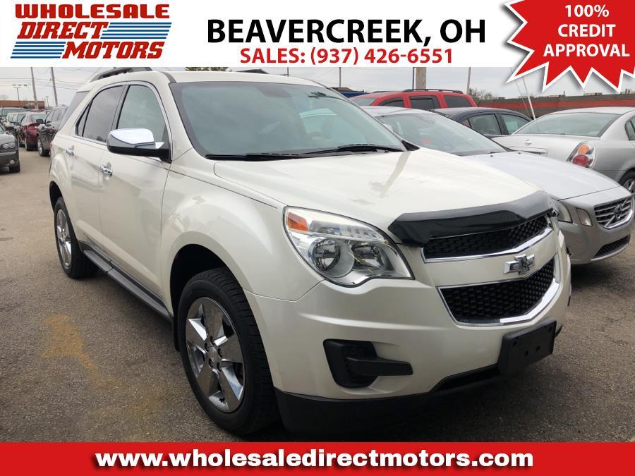 Used Chevrolet Equinox FWD 4dr LT w/1LT 2014 | Wholesale Direct Motors. Beavercreek, Ohio