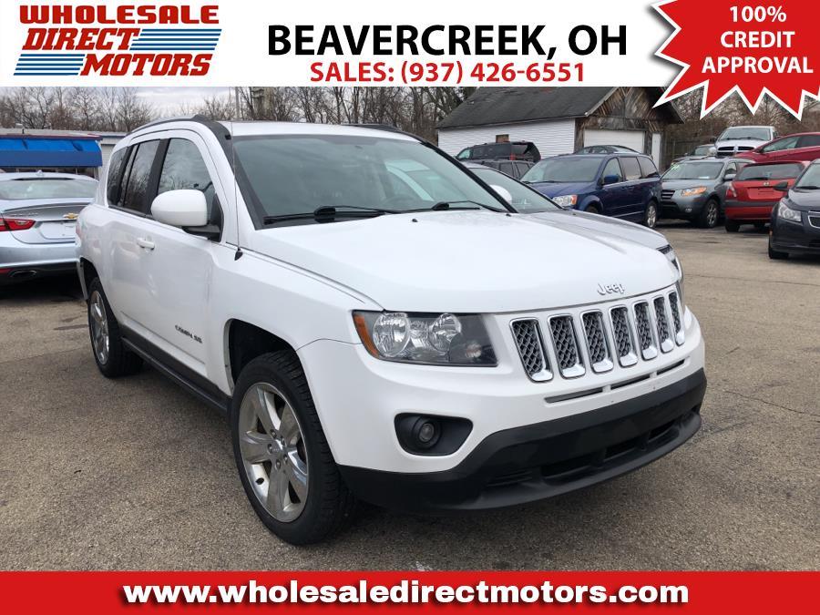 Used 2014 Jeep Compass in Beavercreek, Ohio | Wholesale Direct Motors. Beavercreek, Ohio