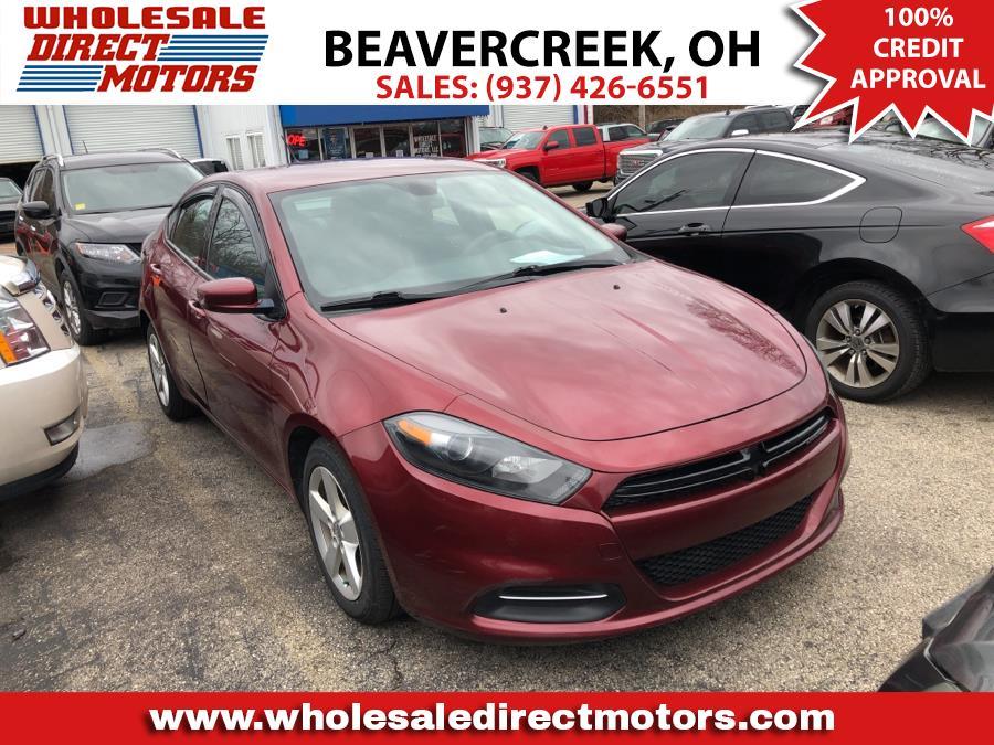 Used Dodge Dart 4dr Sdn SXT 2015 | Wholesale Direct Motors. Beavercreek, Ohio