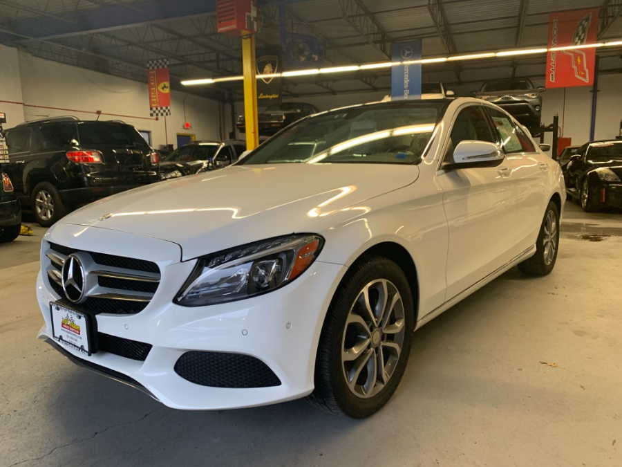 Used 2015 Mercedes-Benz C-Class in West Babylon , New York | MP Motors Inc. West Babylon , New York