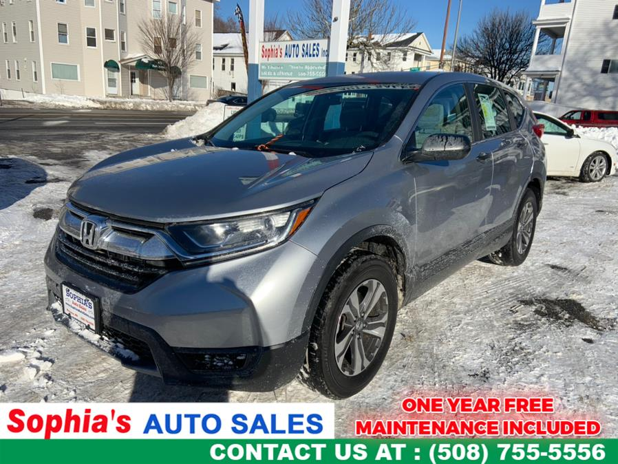 Used 2017 Honda CR-V in Worcester, Massachusetts | Sophia's Auto Sales Inc. Worcester, Massachusetts