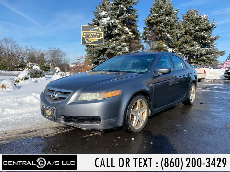 Used 2005 Acura TL in East Windsor, Connecticut | Central A/S LLC. East Windsor, Connecticut