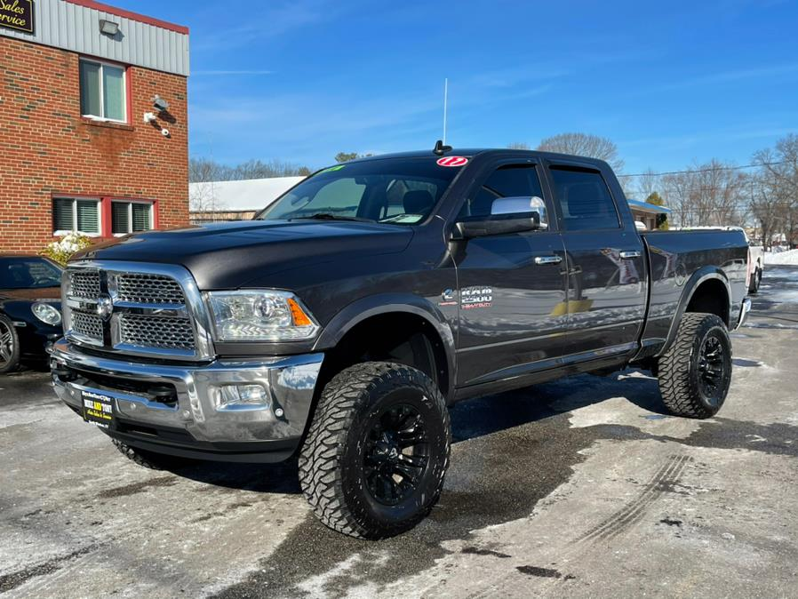 Used 2017 Ram 2500 in South Windsor, Connecticut | Mike And Tony Auto Sales, Inc. South Windsor, Connecticut