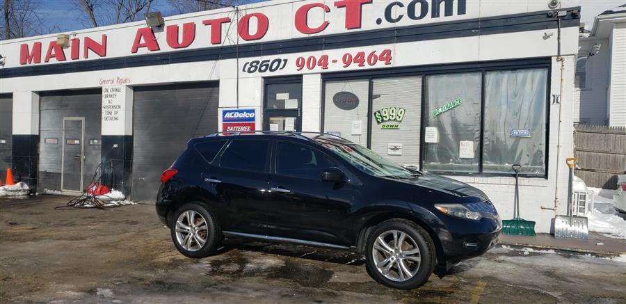 Used 2009 Nissan Murano in Hartford, Connecticut | Main Auto Sales LLC. Hartford, Connecticut