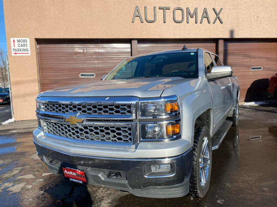 Used 2015 Chevrolet Silverado 1500 in West Hartford, Connecticut | AutoMax. West Hartford, Connecticut