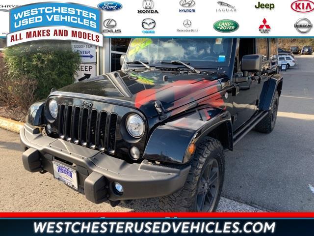 Used 2017 Jeep Wrangler in White Plains, New York | Westchester Used Vehicles. White Plains, New York
