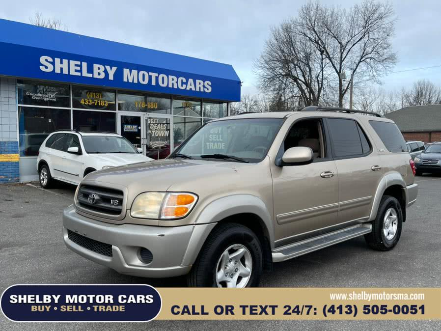 Used 2002 Toyota Sequoia 4dr SR5 4WD