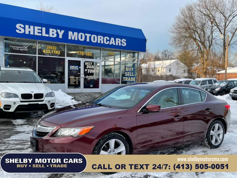 Used 2013 Acura ILX in Springfield, Massachusetts | Shelby Motor Cars . Springfield, Massachusetts